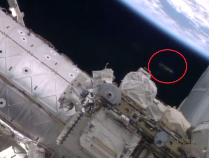 NASA kosmose nufilmavo NSO