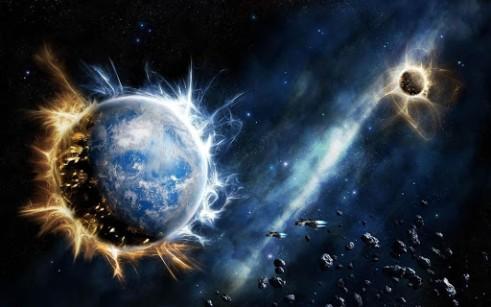 Žemei pavojų kelia paslaptingas darinys kosmose