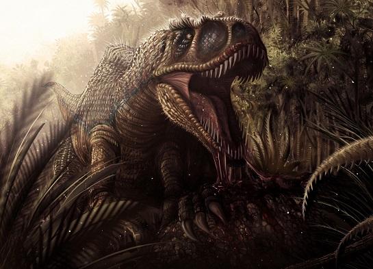 Dinozaurai ir žmonės gyveno kartu