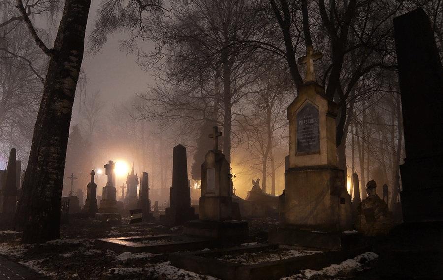 Grinvudo kapinių vaiduokliai
