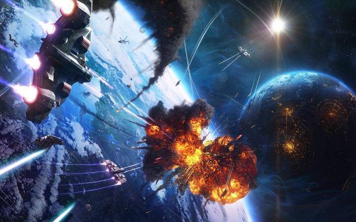 Gama spindulių žybsniai – didžioji šiuolaikinės astronomijos mįslė