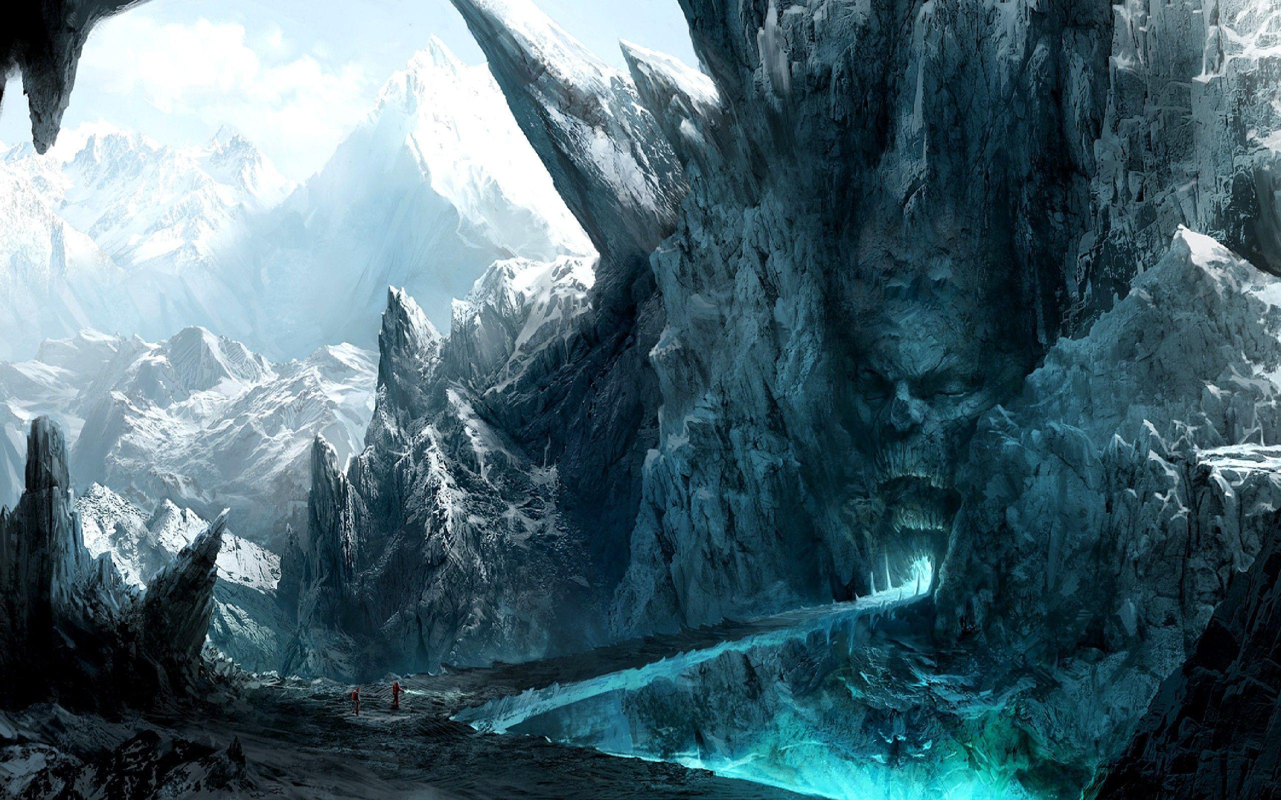 Raganų kalnas