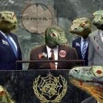 Ar pasaulį valdo reptilijos?