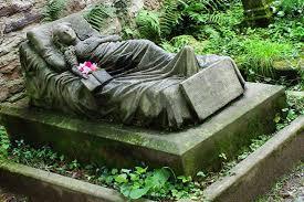 Carolina Walker skulptura