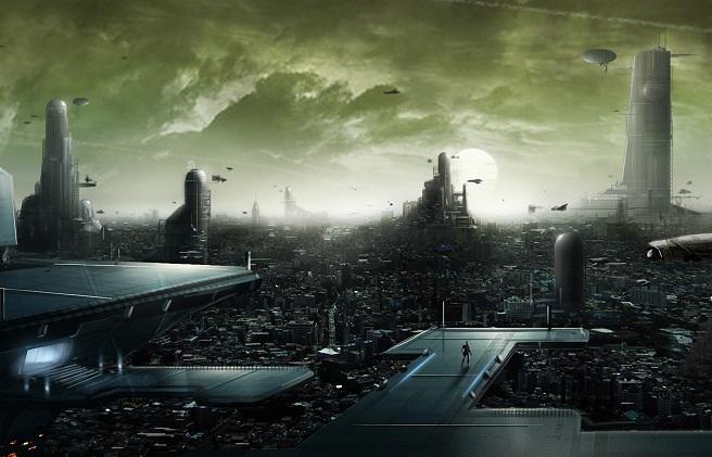ateities pasaulis