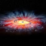 Juodoji skylė mūsų galaktikoje