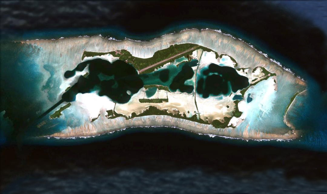Paslaptinga Palmyros sala