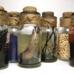 Raganas atbaidantys buteliai