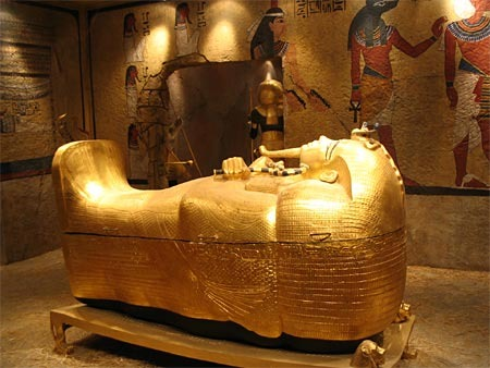 Faraonų brangenybės