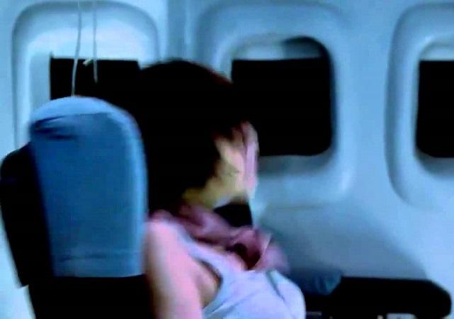 vaiduoklis lektuve