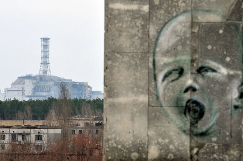 Černobylio AE katastrofa – sąmokslo teorija