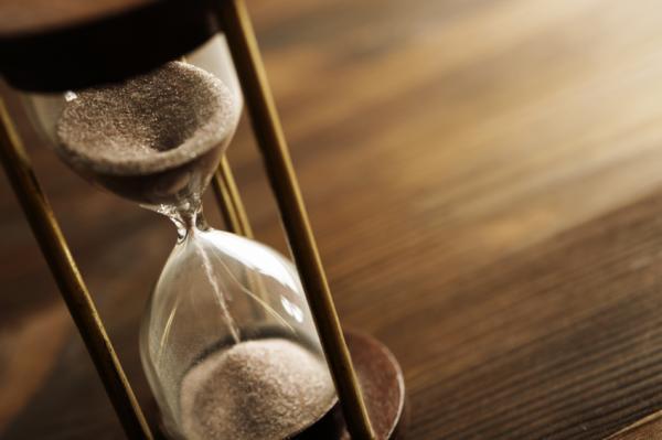 Laikas visiškai sustos