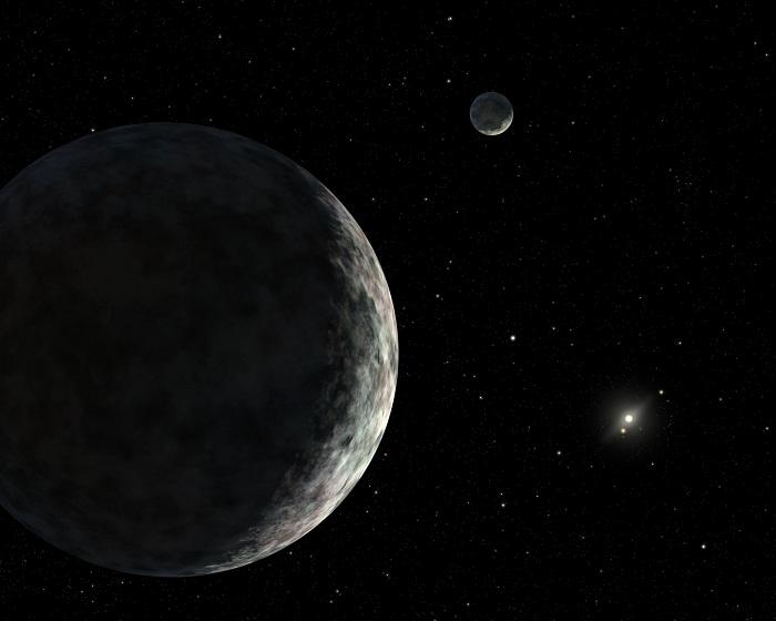 Eridė – 10-oji Saulės sistemos planeta