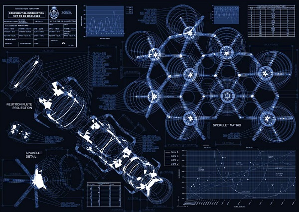Roswell'o technologijos kopijavimas (II dalis)