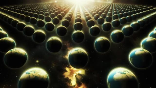 Kosmologas mano aptikęs paralelinės visatos pėdsakų
