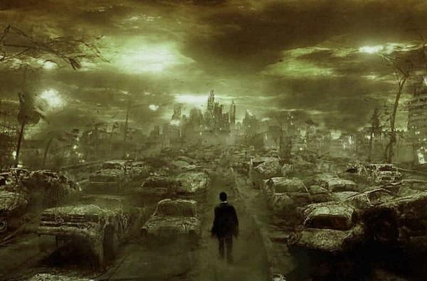 pasaulio pabaiga