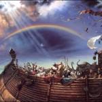 Nojaus arkos pėdsakais