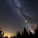 Rugpjūčio dangų skros Perseidų meteorų srautas