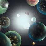 Ar gali būti, kad gyvename vienoje iš daugelio visatų?