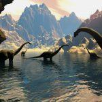 Kas sunaikino dinozaurus?